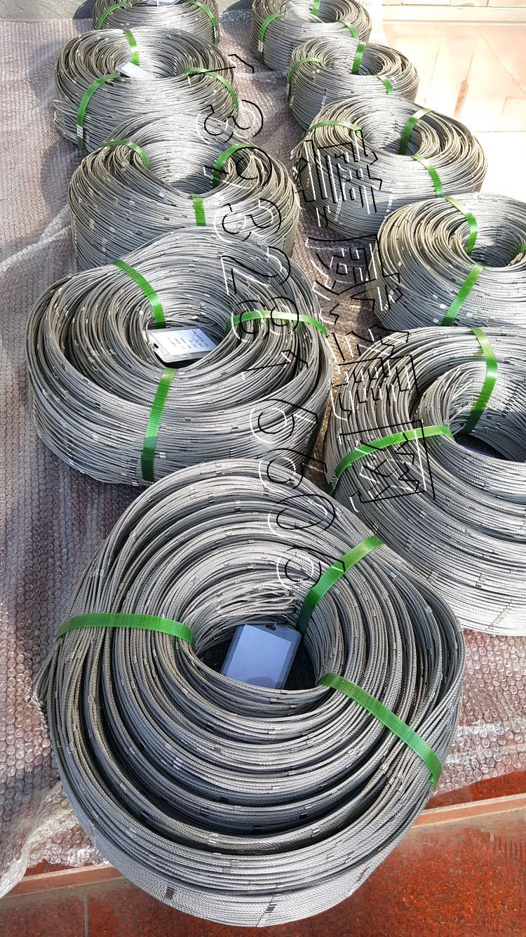 尊威不锈钢绳扣网