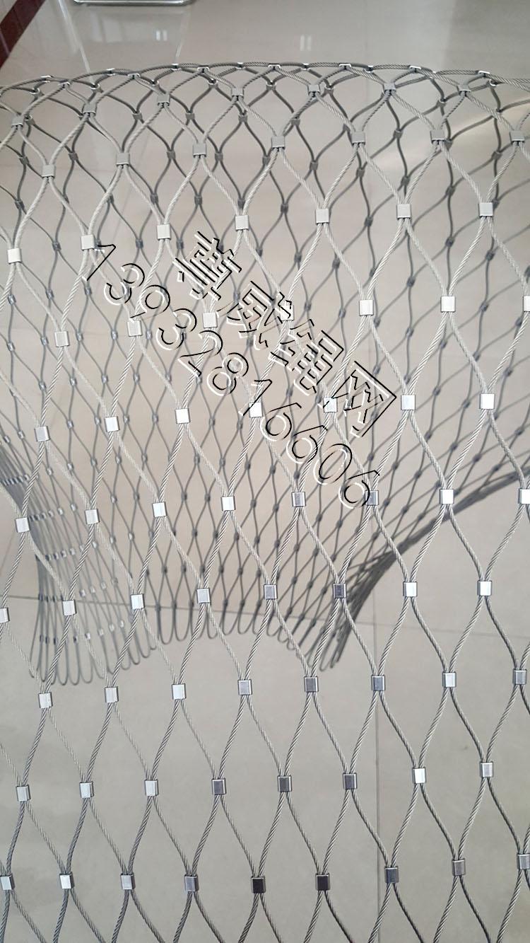 不锈钢绳网
